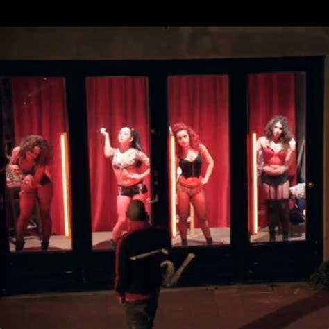 prostitution une choc pour les femmes en vitrine d amsterdam