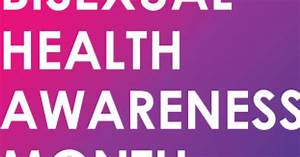 """""""Bi the way, our health matters too!"""" – It's Bisexual ..."""