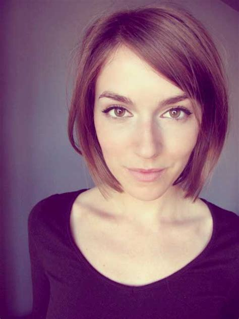 Short Hairstyles For Fine Straight Hair The Best Short