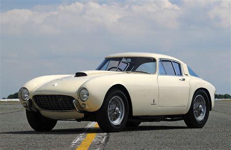 This is the car that gave ferrari's iconic grigio ingrid its name. Ferrari 375 MM Berlinetta 1955 - характеристики, обзор, фото цена