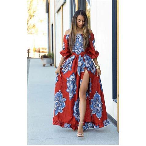 kitenge designs  long dresses