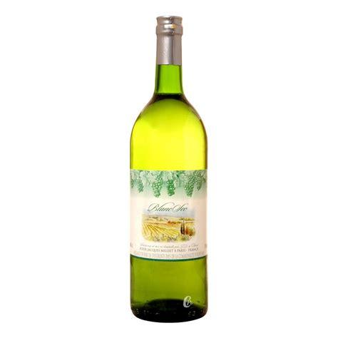 bouteille de vin blanc sec mvpdce 11 176