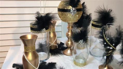 diy great gatsby wedding globe centerpieces youtube