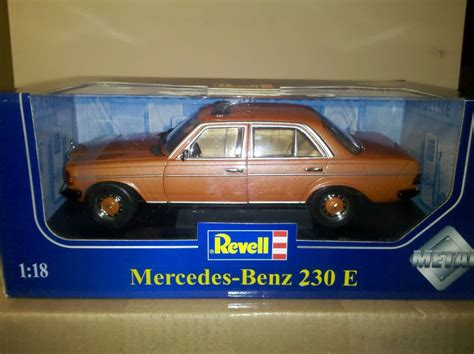 revell mercedes 230e w123 1 18 new color now sold out last one ebay