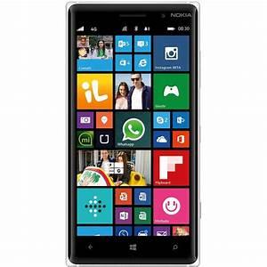 Nokia Lumia 830 Smartphone RM-984 (Unlocked, White) # ...