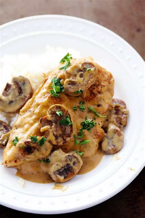 chicken marsala creamy chicken marsala recipe creamy chicken classic and sauces