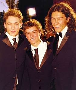 James, Dave and Tom Franco | People | Pinterest