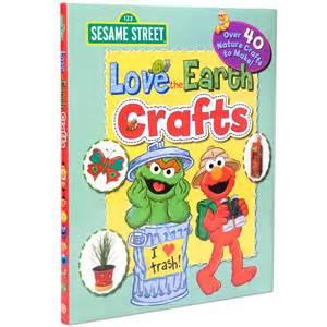 Sesame Street Love the Earth Books
