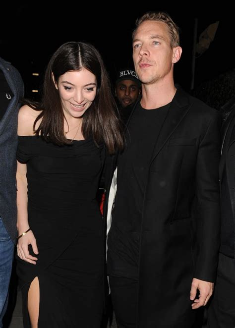 Diplo Lorde and Boyfriend
