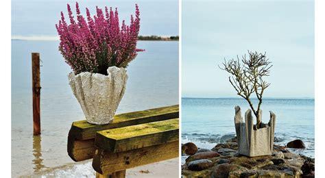vasi da giardino fai da te vasi fai da te in quot stoffa quot e cemento come realizzarli