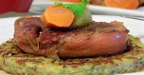 cuisiner un jarret de porc aux délices de géraldine jarret de porc confit