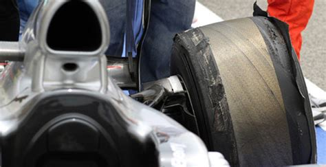 Why Do Boat Trailer Tires Wear On The Inside by What Exactly Causes Slicks To Lose Grip With Wear