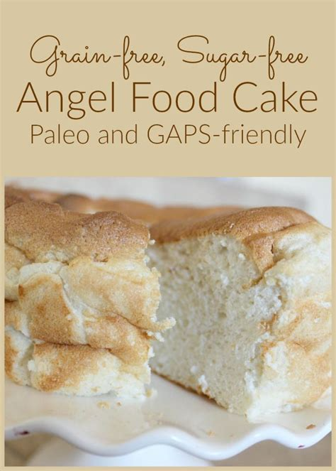 ideas  angel food cake desserts  pinterest