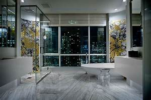 luxury penthouse located in downtown montreal interior With interior decor montreal