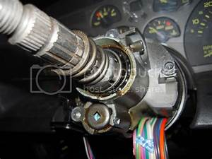 Is This Steering Column Put Together Right