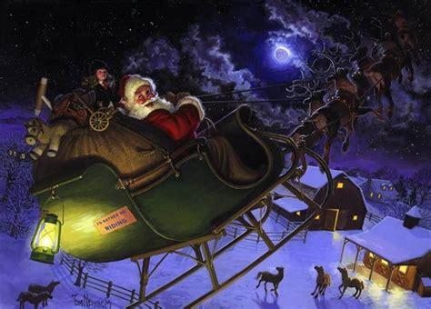 gossips festive santa claus  tom newsom