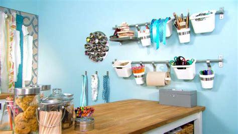 Craft Rooms And Art Studios