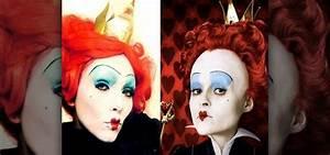 Evil Queen Of Hearts Makeup | www.pixshark.com - Images ...