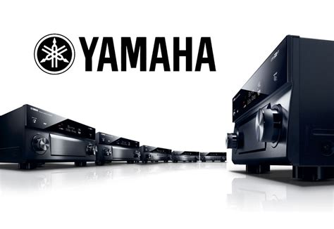 yamaha receiver 2018 neu yamaha 2018 aventage av receiver mit intelligenter surround technologie