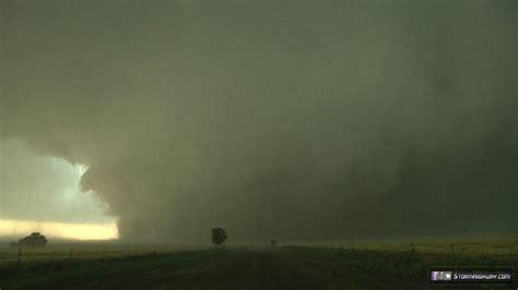 largest tornado  history ef  close el reno