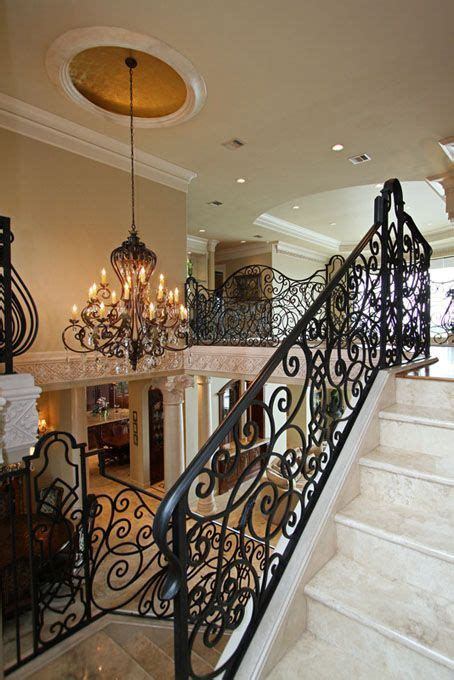 wrought iron banister 33 wrought iron railing ideas for indoors and outdoors