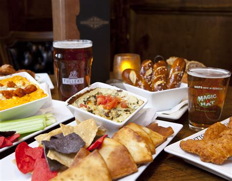 British Beer Company: $5 appetizers - Boston Living on the ...