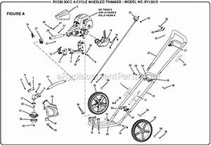 Ryobi Ry13015 Parts List And Diagram   Ereplacementparts Com