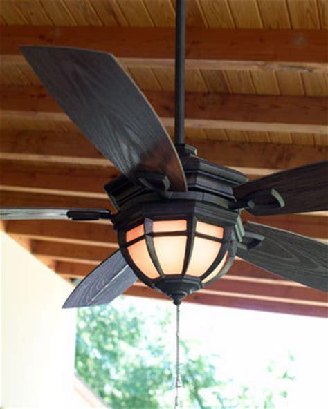 quot belvedere quot patio ceiling fan traditional ceiling fans