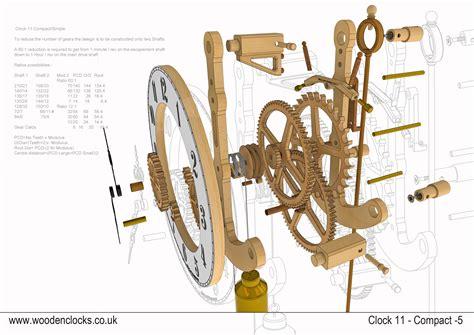 build diy wooden gear clock plans   plans wooden  playground plans diy mikeleg
