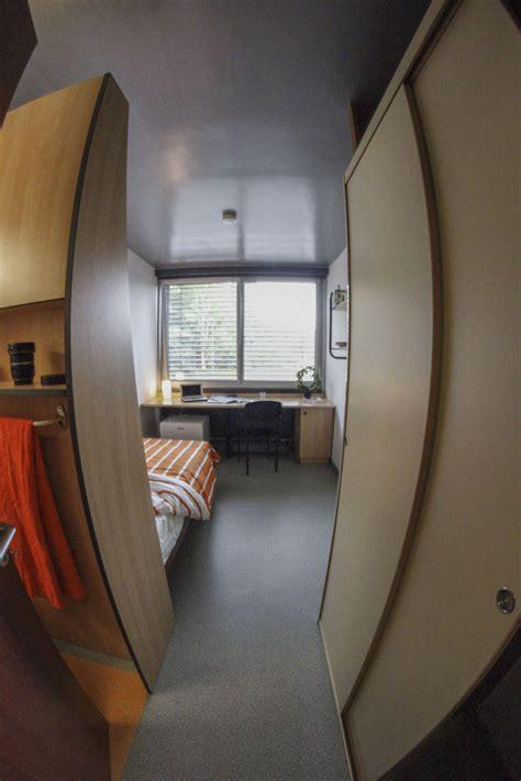 exemple dune chambre de la residence cite universitaire