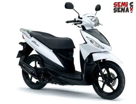 Review Suzuki Address by Harga Suzuki Address 110 Review Spesifikasi Gambar