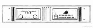 Ab International Er2500 - Manual