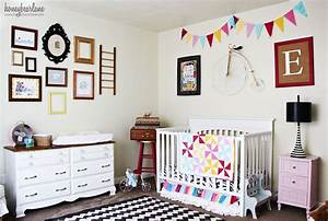 Vintage Circus Nursery Reveal! - Honeybear Lane