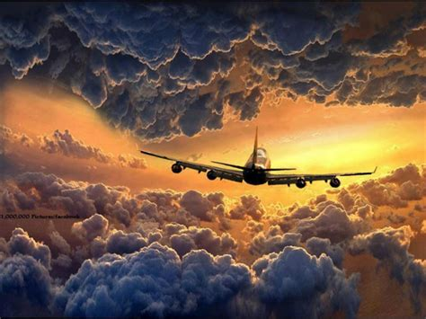 sky  wallpaper  airplane images wings fly