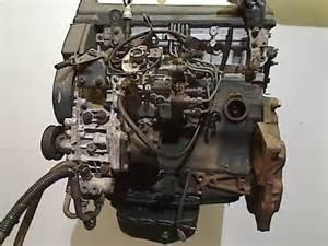 Piece Renault Trafic 2 : moteur renault trafic 1400 mls 89 95 diesel ~ Maxctalentgroup.com Avis de Voitures