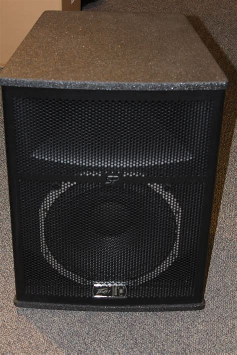 peavey   sp bx scorpion equipped reverb