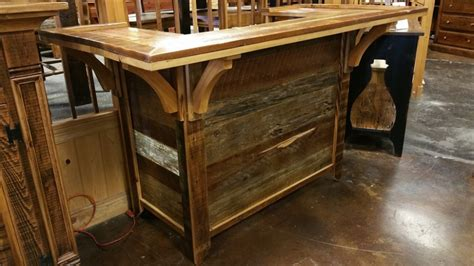 barnwood bar  ul store ul  sold  wood furniture