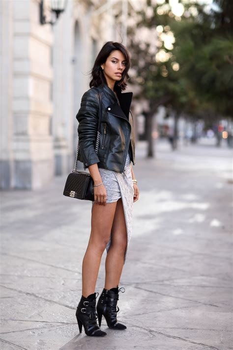 The Best Of The Best... Leather Jackets Spotted In Autumn/Winter 2014 - Just The Design