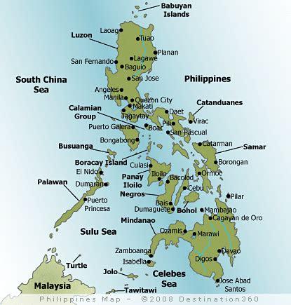 map  manila philippines