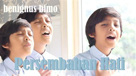 Jadikan hatiku istana cintamu 02. PERSEMBAHAN HATI   Lagu Rohani Katolik   Cover by BIMO from BenzFamily - YouTube