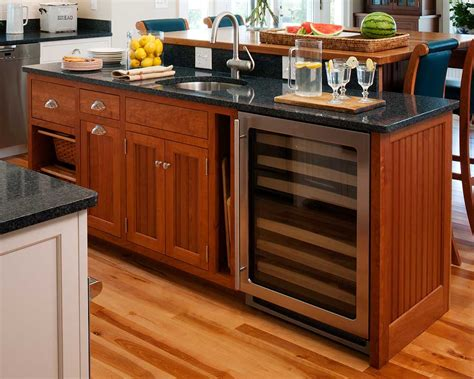 arts and crafts kitchen cabinets custom kitchen islands kitchen islands island cabinets