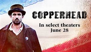 Copperhead Movie ~ Family-Friendly Civil War Film
