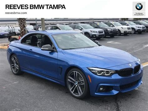 2019 Bmw 4 Convertible by New 2019 Bmw 4 Series 440i Convertible Convertible In