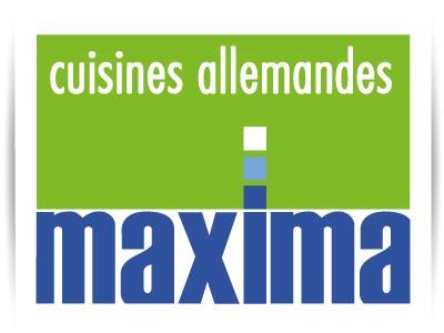 cuisines maxima cuisines équipées cuisines design qualité allemande maxima