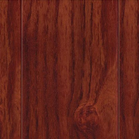 Teak Flooring Home Depot by Home Legend High Gloss Teak Cherry 1 2 In T X 3 1 2 In W