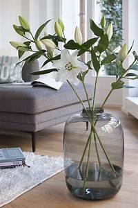Deko Vasen Für Wohnzimmer : beweist gr e bei der dekoration die xl vase betont den opulenten minlano stil shop the look ~ Bigdaddyawards.com Haus und Dekorationen