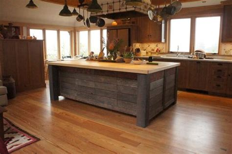 rustic kitchen islands crafted rustic kitchen island by atlas stringed 2058