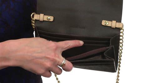 jet black travel wallet michael michael kors jet set travel wallet on a chain sku