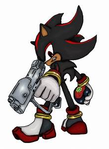 Shadow the hedgehog in Halo by Methados on DeviantArt