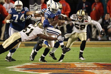 Super Bowl Xliv New Orleans Saints V Indianapolis Colts